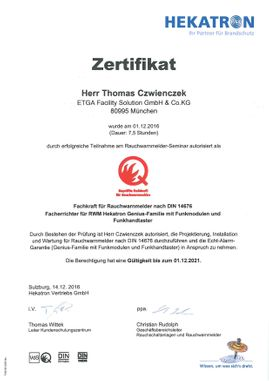 ETGA Facility Solution GmbH & Co.KG München Aastra